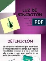 Luz de Sincrotón2