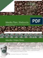 Media Plan Starbucks