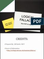 3 PWRPT Logical Fallacies