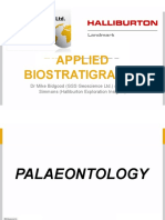 Part-01 biostratigraphy