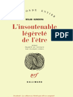 Milan Kundera - L'insoutenable legerete de l'etre.pdf