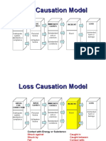 Loss Causation Model