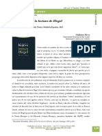 Introducción a la lectura de Hegel - Alexandre Kojeve