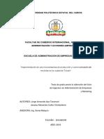 341 Implentación de una microempresa de producción y comercialización de mochilas en la ciudad de Tulcán.pdf