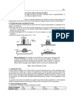 Béton. Fig. 1- Essai d'Étalement Sur Table