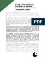 Comunicado Consejo de Admin is Trac In Udenar (3)