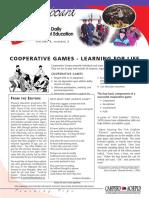 Cooperative Games PE