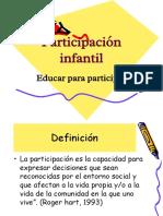 Participación infantil.ppt