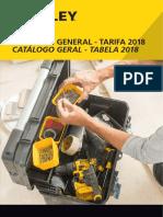 Catálogo Herramientas Stanley 2019
