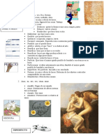 Examen de Completivas de Infinitivo Latín