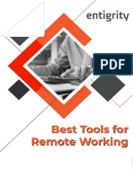 BEST TOOLS FOR REMOTE WORKING