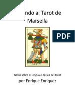 Mirando Al Tarot de Marsella Por Enrique Enriquez