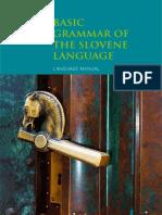 Basic Grammar of the Slovene Language
