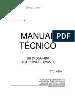 Manual Tecnico Sr Highpower Dps2700 Delta