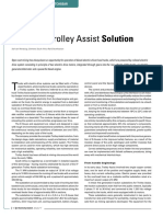 Complete Trolley Assist Solution