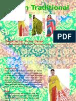 Traditional Fabrics by Prolay Basak