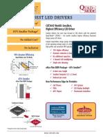 Quad-Mode Overview Brochure