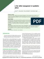 update management of status epilepticus