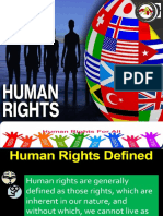 Human Rights (Part 1)