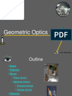 Geometric Optics Para Review