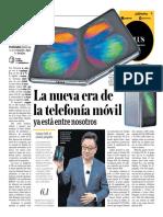 La Nueva Era de La Telefonía Móvil