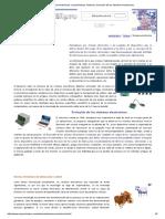Sistema Electrónicos_ Características, Historia y Evolución de Los Sistemas Electrónicos