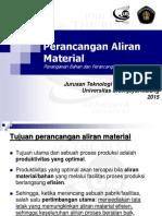 PLO 2. Perancangan Aliran Material