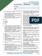 Módulo 2 - Questionário Ética - Concursos Detran