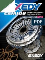 EXEDY_Standard_OE_Clutch_Catalog_2013-14.pdf