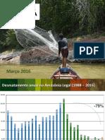 Financimanento Da Recomposição Florestal