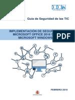 Implementacion Seguridad Office 2010