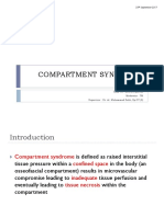 Compartement Syndrome QIM