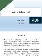 Vaginosis Bakterial