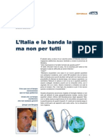 L'Italia e la banda larga, ma non per tutti
