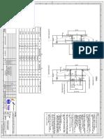 MTDF MS 300 STD 3119 R3 Standard Drawing Lifting Trunnions