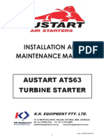 ATS63 Installation Maintenance Manual