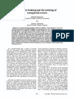 Becklen-Cervone1983 Article SelectiveLookingAndTheNoticing