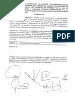 Decreto de Dictamen  sobre la Guardia Nacional