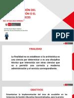 PPT_Área de Escalafón_Victor Beldi