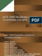 Pren 13445 Recipientes a Presion