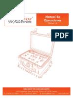 MicroTrap Operations Manual Spanish