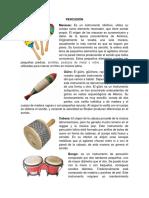 Instrumentos America Latina