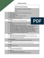 Module 03- In-Class Document_LinkedIn Checklist