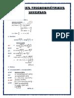 Funciones Trigonométricas Inversas- Original