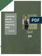 Forro agenda Kafka 2019