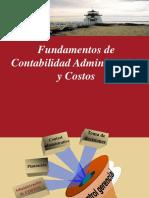 Contabilidad administrativa diapositivas