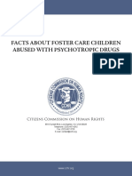 facts about foster care children