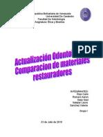 Bioetica Amalg y Resinas Comp