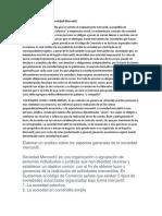 Tarea 1 y 1.2 - Derecho empresarial 2 - galileo