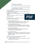 Aulas 13-14-15 - Nota de Aula - Roteiro Para Projeto de Pesquisa 2 (1)